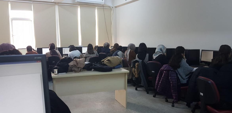 İlköğretim Matematik Öğretmenliği 2.Sınıf Algoritma ve Programlama dersi